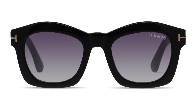 8514bb044128 Tom Ford Greta Prescription Sunglasses