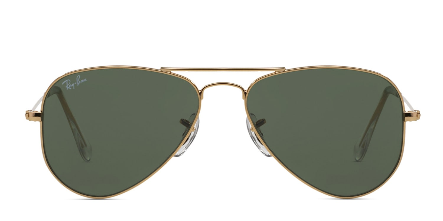 8203337062 Ray-Ban 3044 Aviator Small Metal Prescription Sunglasses