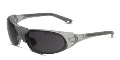 Eyres 308 Foreman Clear/Gray w/Clip-on