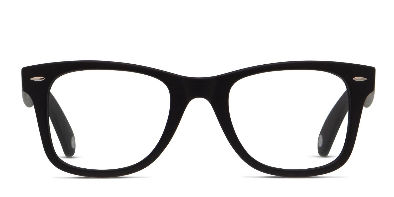 Environmentally friendly prescription eyeglasses made with RPET