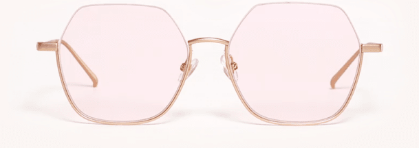 pink transition lenses - Transition Pastels exclusive at GlassesUSA.com