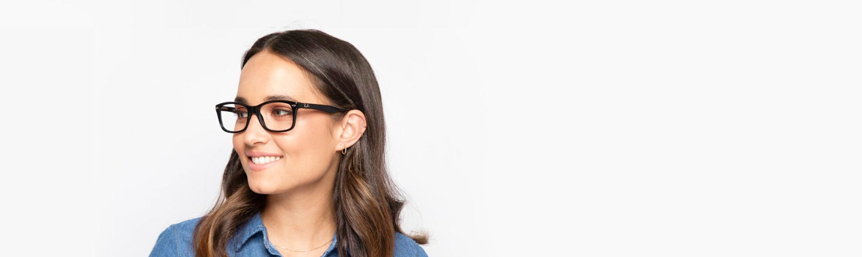 try eyeglasses online far left