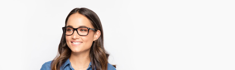 try eyeglasses online left