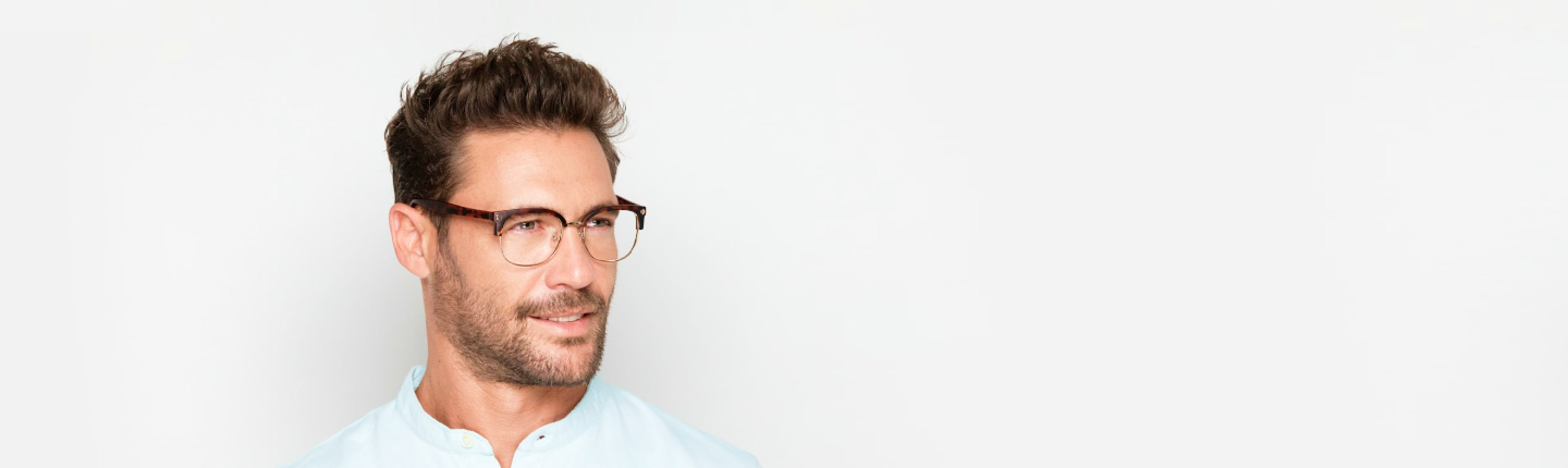 try on glasses at home right
