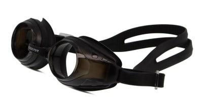Progear HSV-1302 Swimming Goggles Black/Clear